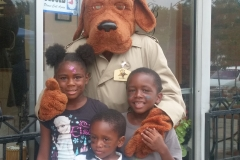 CHW_Bookbag-Haircut Event_McGruff and kids_Elegant Beauty_August 2016